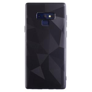 Husa Silicon Prism Samsung Galaxy Note 9, Negru Diamond