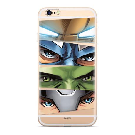 Husa Silicon Samsung Galaxy A40, Avengers 006