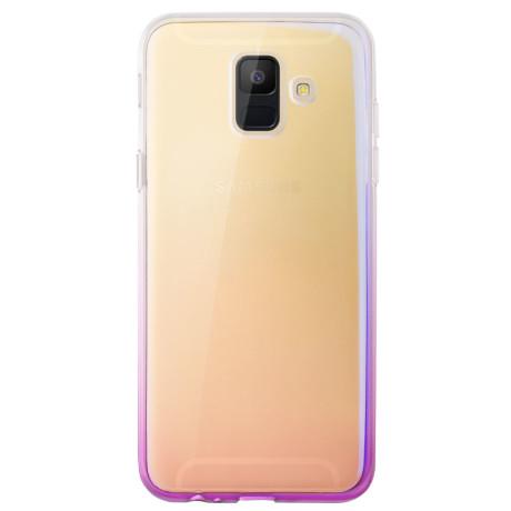 Husa silicon Samsung Galaxy A6 2018 Multicolor