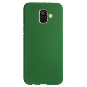 Husa Silicon Samsung Galaxy A6 2018, Verde Sand