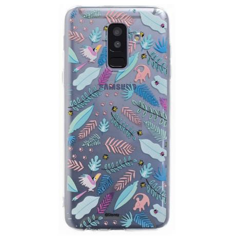 Husa Silicon Samsung Galaxy A6 Plus, Disney