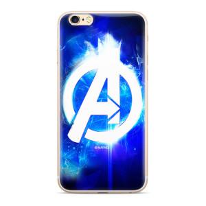 Husa Silicon Samsung Galaxy A7 2018 Avengers 011