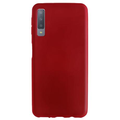 Husa silicon Samsung Galaxy A7 2018, Contakt Rosie