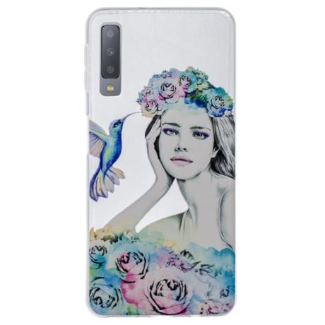 Husa Silicon Samsung Galaxy A7 2018, Girls 011