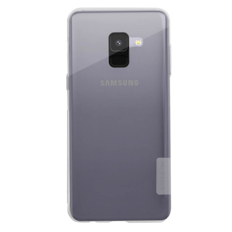 Husa Silicon Samsung Galaxy A8 2018, Nillkin Transparenta