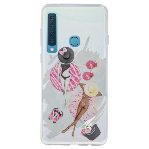Husa Silicon Samsung Galaxy A9 2018, Girls 005