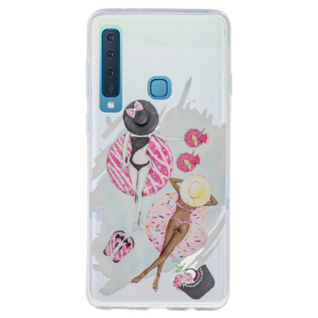 Husa Silicon Samsung Galaxy A9 2018, Girls 005