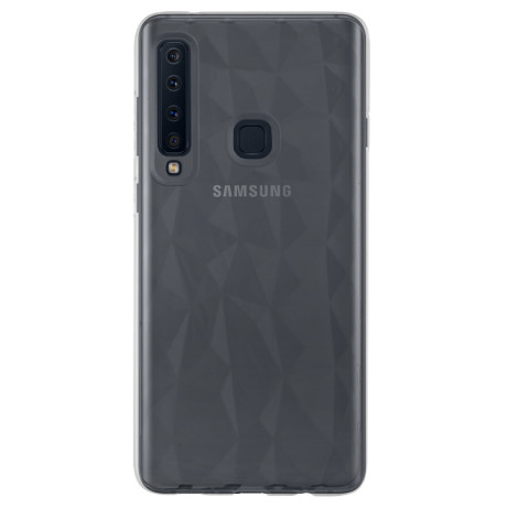 Husa Silicon Samsung Galaxy A9 2018, Prism Transparenta
