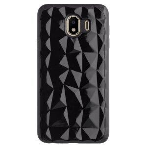 Husa Silicon Samsung Galaxy J4 2018, Carbon Prism