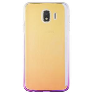 Husa silicon Samsung Galaxy J4 2018, Multicolor-Violet