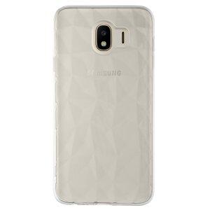 Husa Silicon Samsung Galaxy J4 2018, Prism Transparenta