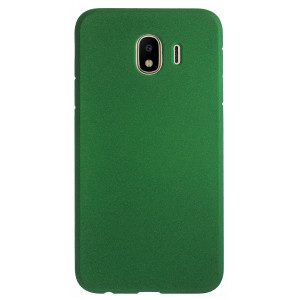 Husa Silicon Samsung Galaxy J4 2018, Verde Sand