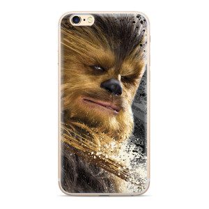 Husa Silicon Samsung Galaxy J4 Plus 2018, Chewbacca Star Wars 003