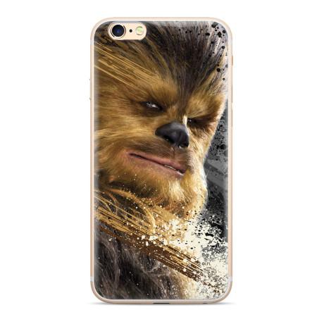 Husa Silicon Samsung Galaxy J4 Plus 2018, Chewbacca Star Wars 003