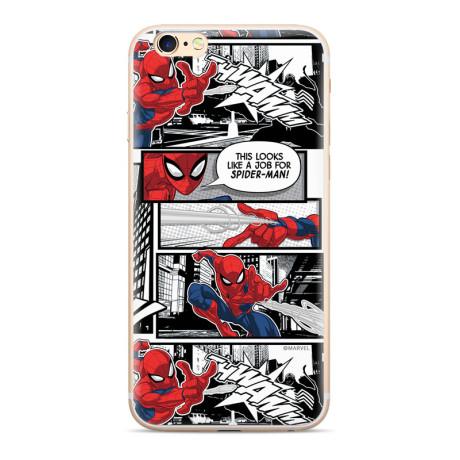 Husa Silicon Samsung Galaxy J4 Plus 2018, Spider Man, Marvel 001