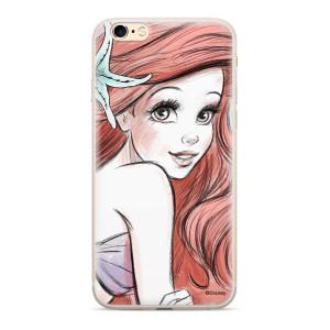 Husa Silicon Samsung Galaxy J4 Plus Disney Ariel 005