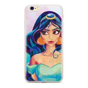 Husa Silicon Samsung Galaxy J4 Plus Disney Jasmine 002