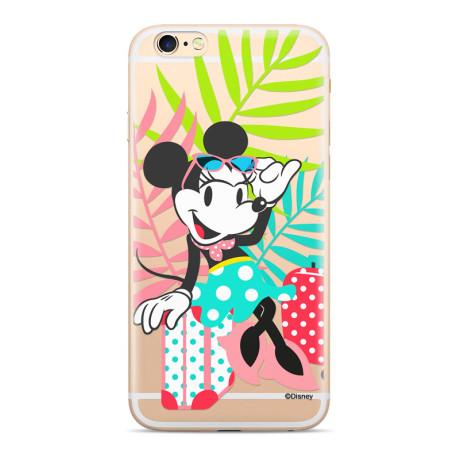 Husa Silicon Samsung Galaxy J4 Plus Disney Minnie 029