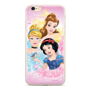 Husa Silicon Samsung Galaxy J4 Plus Disney Princess 005