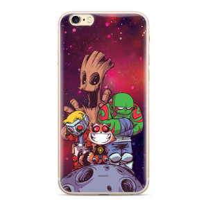 Husa Silicon Samsung Galaxy J4 Plus Guardians of the Galaxy 017
