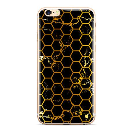 Husa Silicon Samsung Galaxy J4 Plus, Honeycomb 002