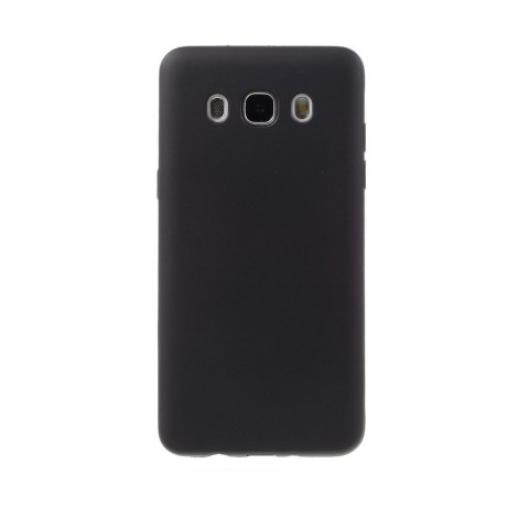 Husa silicon Samsung Galaxy J5 2016, Contakt Neagra