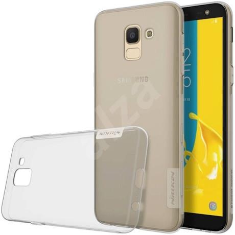 Husa silicon Samsung Galaxy J6 2018, Nillkin Fumurie