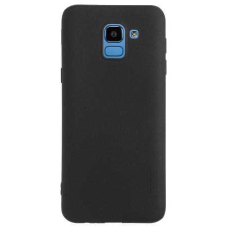 Husa silicon Samsung Galaxy J6 2018, X-Level Guardian Neagra