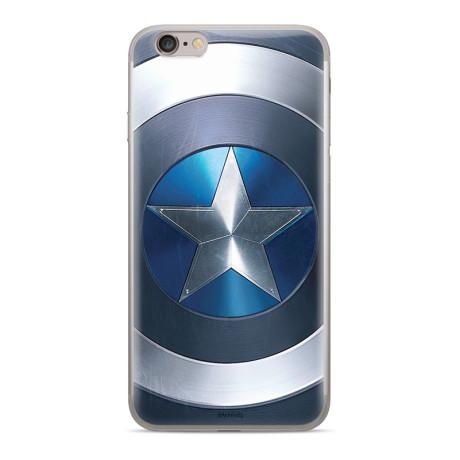 Husa Silicon Samsung Galaxy J6 Plus Captain America 005