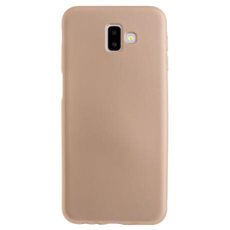 Husa silicon Samsung Galaxy J6 Plus, Contakt Aurie