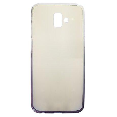 Husa Silicon Samsung Galaxy J6 Plus, Ombre