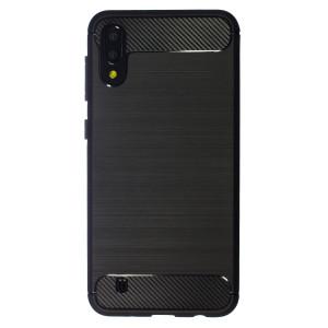Husa Silicon Samsung Galaxy M10, Carbon Negru