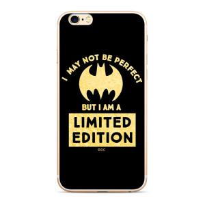 Husa Silicon Samsung Galaxy M10, DC Bat Girl 006