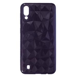 Husa Silicon Samsung Galaxy M10, Negru Prism