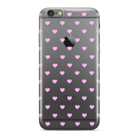 Husa Silicon Samsung Galaxy M20 Hearts 001