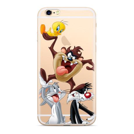Husa Silicon Samsung Galaxy M20 Looney Tunes 001