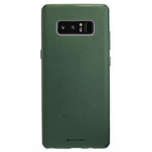 Husa Silicon Samsung Galaxy Note 8, Stylelux Verde
