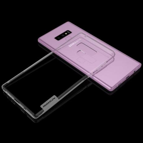 Husa Silicon Samsung Galaxy Note 9, Nillkin Nature Transparenta