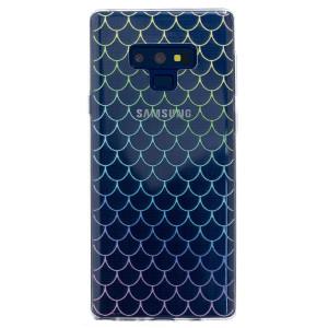 Husa Silicon Samsung Galaxy Note 9, Scaly