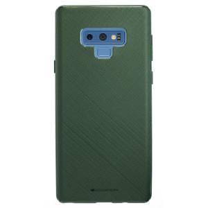 Husa Silicon Samsung Galaxy Note 9, Stylelux Verde