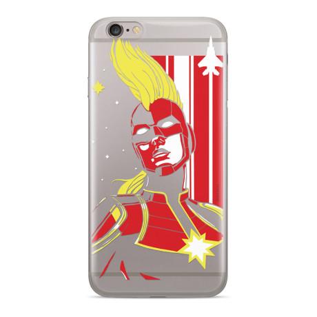 Husa Silicon Samsung Galaxy S10 Captain Marvel 021