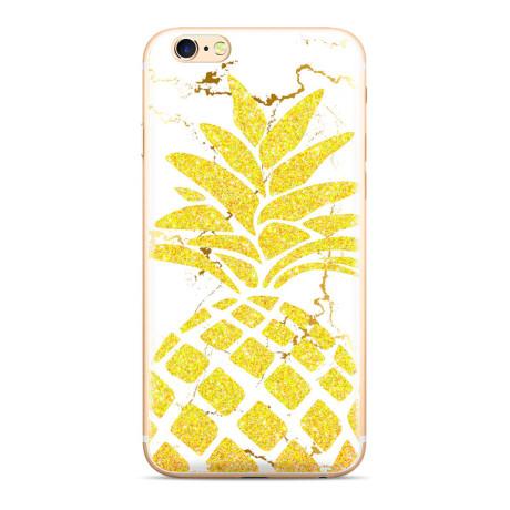 Husa Silicon Samsung Galaxy S10 E, Pineapple