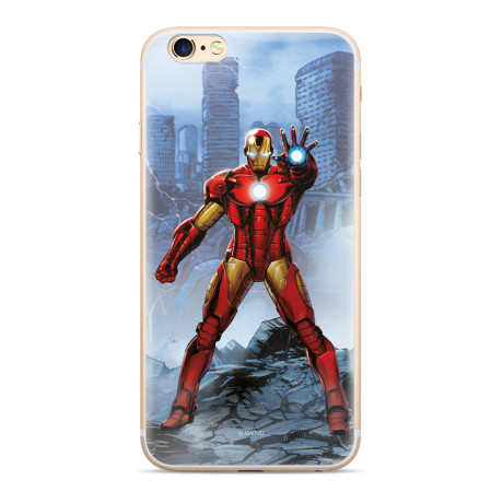 Husa Silicon Samsung Galaxy S10 Iron Man