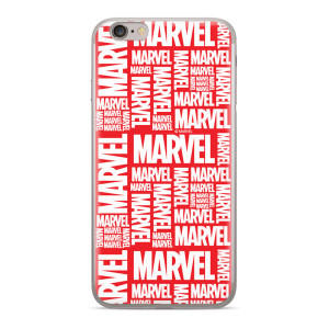 Husa Silicon Samsung Galaxy S10 Marvel 008 Red