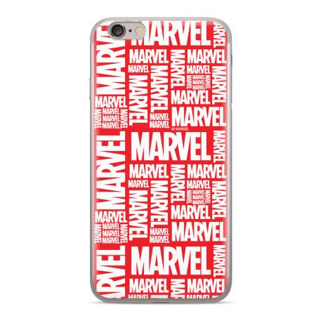 Husa Silicon Samsung Galaxy S10 Marvel 008 Red