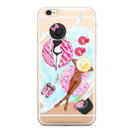 Husa Silicon Samsung Galaxy S10 Summer Girls 005