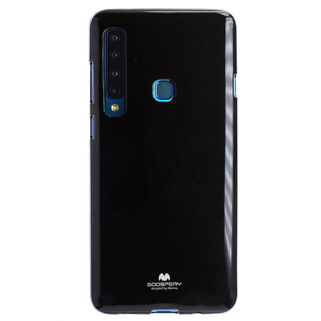 Husa Silicon Samsung Galaxy S9 2018, Neagra