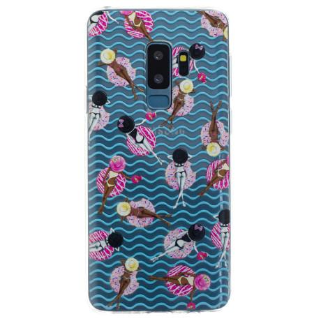 Husa Silicon Samsung Galaxy S9 Plus, Girls