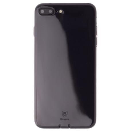 Husa Silicon Simple iPhone 7/8 Plus, Baseus Fumurie