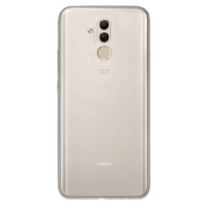 Husa Silicon Slim Huawei Mate 20 Lite Transparenta